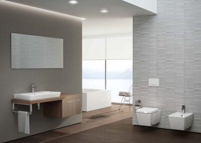 M-Line bathroom