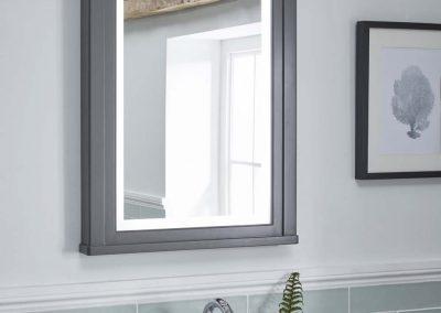 Marlborough illuminated mirror charcoal lifestyle v01